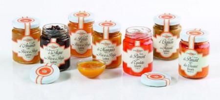 Sirup, honning og marmelade