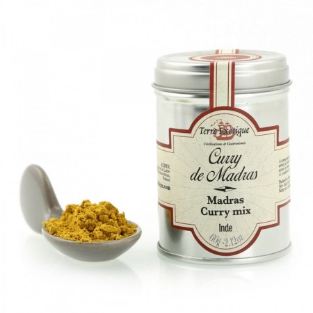Madras Curry mix 60g